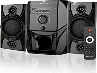 Tronica Republic Series 2.1 Bluetooth Home Theater with FM/AUX/USB/SD Card Support Along With All Function Remote
