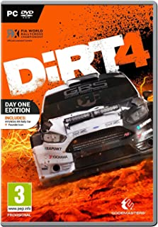 Dirt 4: Day One Edition (PC DVD) UK IMPORT REGION FREE