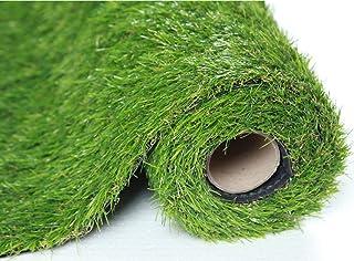 comprar comparacion Sumc Césped artificial para jardín, balcón, altura de la fibra 30 mm, césped de plástic...