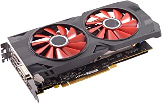 XFX Radeon RX 570 RS Graphics Card Black/Red (RX-570P427D6)