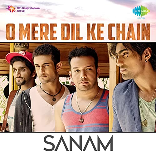 O Mere Dil Ke Chain Single By Sanam On Amazon Music Amazon Com
