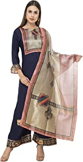 DesiNoor.com Women's Cotton Salwar Suit