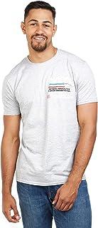 Nasa Plane Aeronautics T-Shirt Uomo
