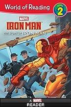 World of Reading Iron Man: The Story of Iron Man: Level 2 (World of Reading (eBook))