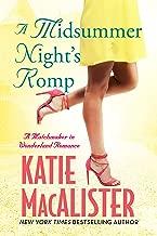 A Midsummer Night's Romp (Matchmaker in Wonderland Novel Book 2)