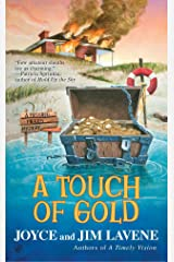 A Touch of Gold (A Missing Pieces Mystery Book 2) Kindle Edition