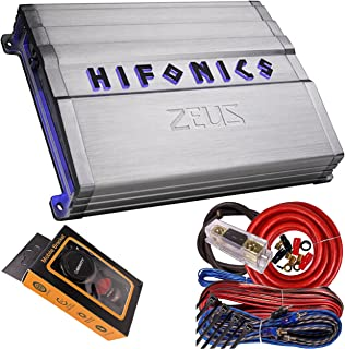 $159 » Sponsored Ad - Hifonics ZG-1800.1D Zeus Gamma 1 Channel Super D Class 1800 Watt Car Audio Sound System Subwoofer Speaker A...