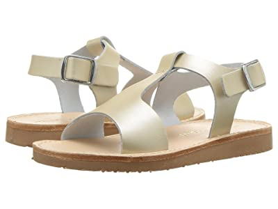 Freshly Picked Sandal (Infant/Toddler/Little Kid) (Platinum) Girl