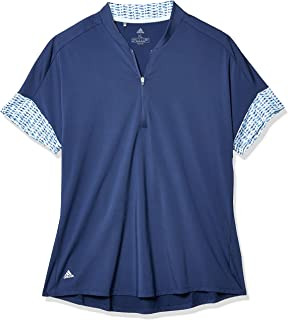 adidas Golf Ultimate365 Printed Polo Shirt