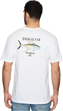 Quiksilver Waterman - Golder Session Short Sleeve Tee