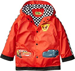 Lightning McQueen Raincoat (Toddler/Little Kids)