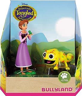 PRINCESAS- Figura Short-Haired de Rapunzel Muñecas (BULLYLAND 1)