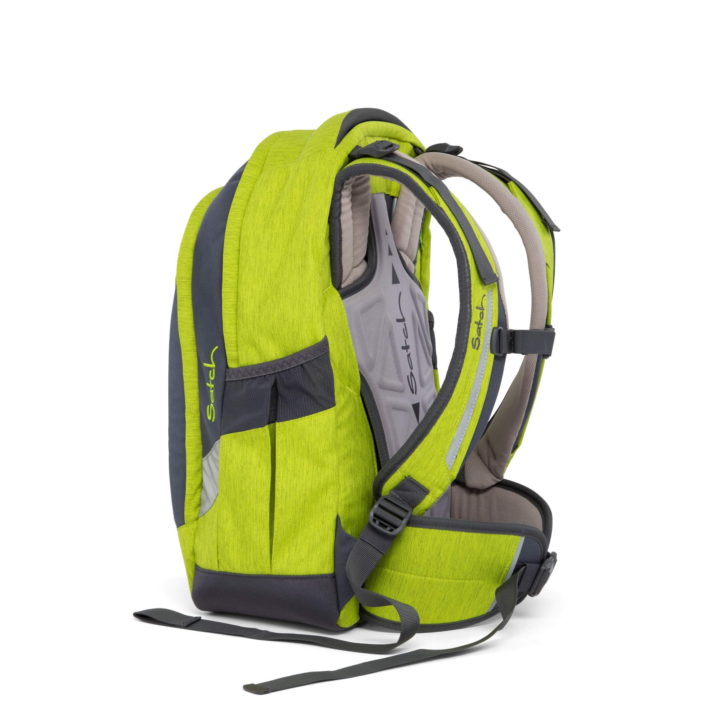 ergobag SAT-SLE-001-206 Mochila Verde Talla /única