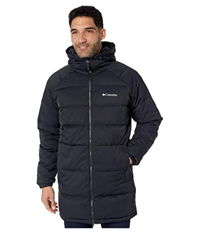 Columbia Macleaytm Down Long Jacket (Black) Men