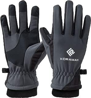 Best columbia men's thermarator fleece gloves Reviews