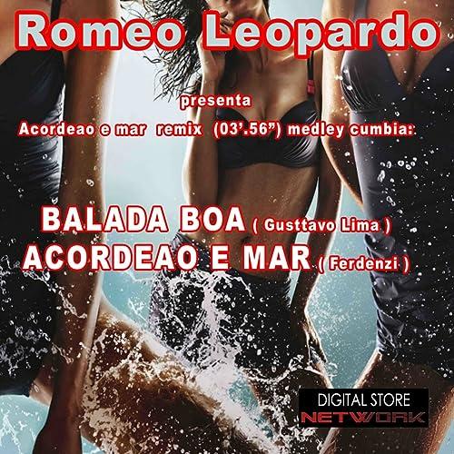 Balada Boa - Acordeao e Mar (Karaoke Version Originally Performed by