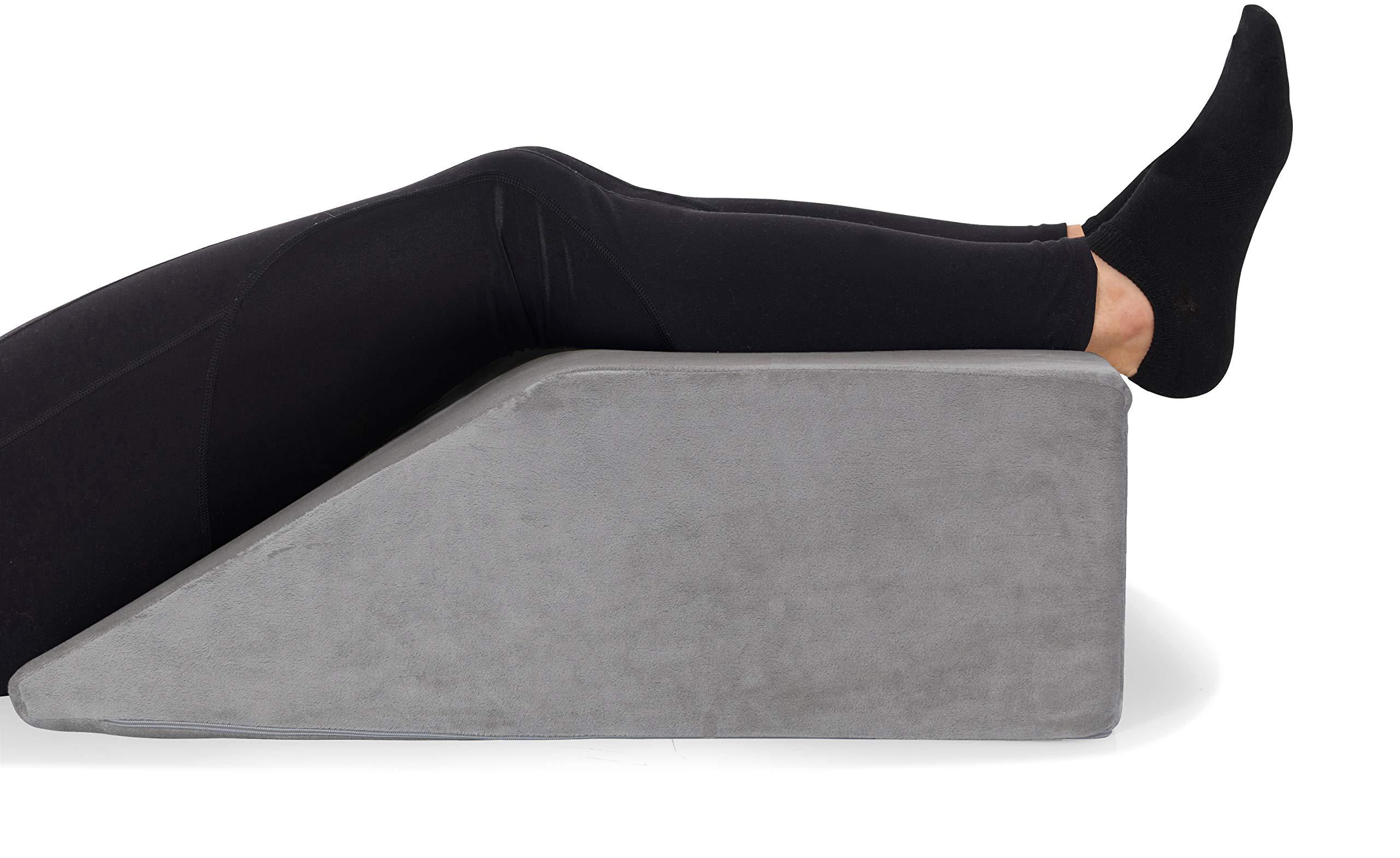 Leg Elevation Pillow High Density Circulation