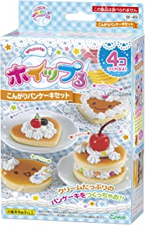 Whipple W-49 Kongari Pancake Set Japanese Sample/replica Food Making Kits