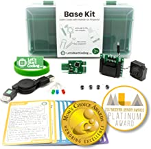 Base Coding and Electronic Circuit Kit for Kids...