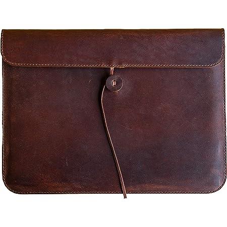 Leather iPad Case 本革 スリーブケース iPadPro/Air対応ケース(11インチ / モカ)