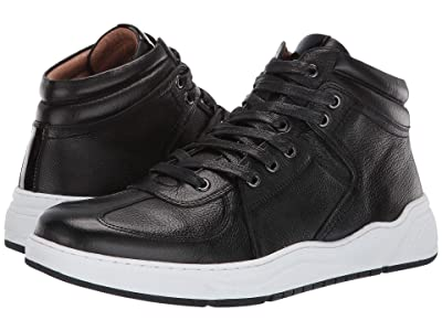 J&M EST. 1850 Gleason High Top (Black) Men