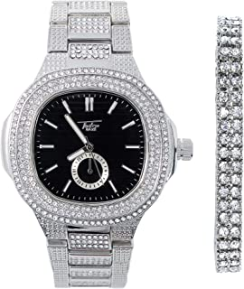 Best are techno pave watches real Reviews