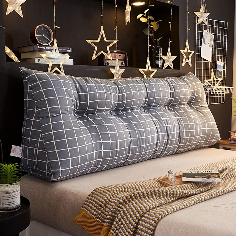全店販売中 Ylight Triangular Headboard Pillow 最安値挑戦 Reading Pil Cushion Triangle
