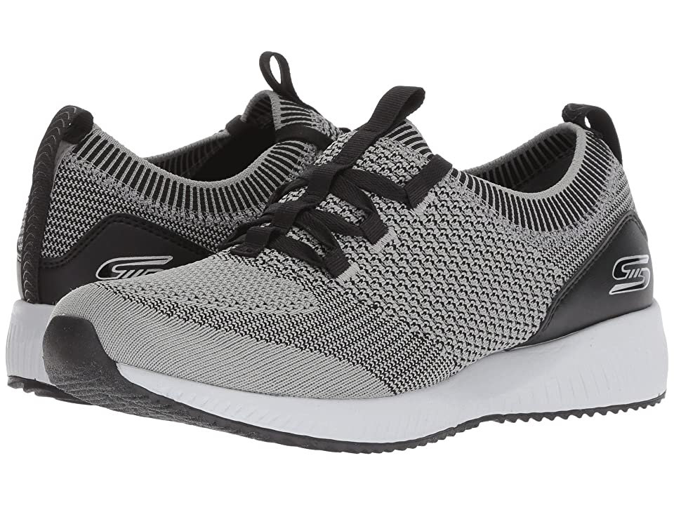 BOBS from SKECHERS Bobs Squad Alpha G (Gray Black) Women