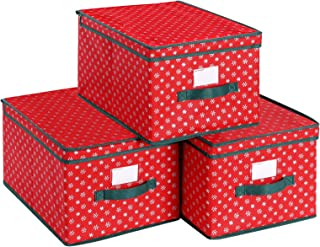 Best holiday storage boxes Reviews