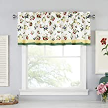 Villeroy and Boch French Garden Window Kitchen Valance, 60