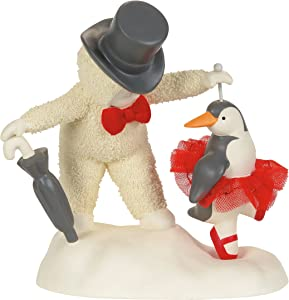 Department 56 Snowbabies Shall We Dance Figurine, 5.375 inch