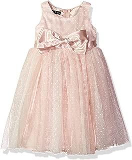 Girls' Toddler Princess Party Ballerina Dress with Bow