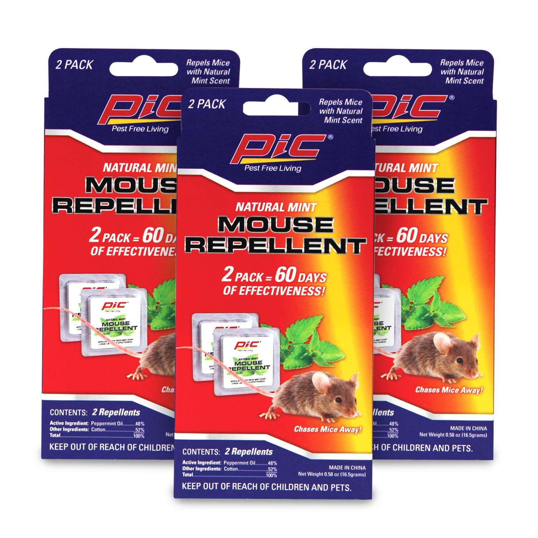 PIC Repellent Effective Non Toxic Deterrent