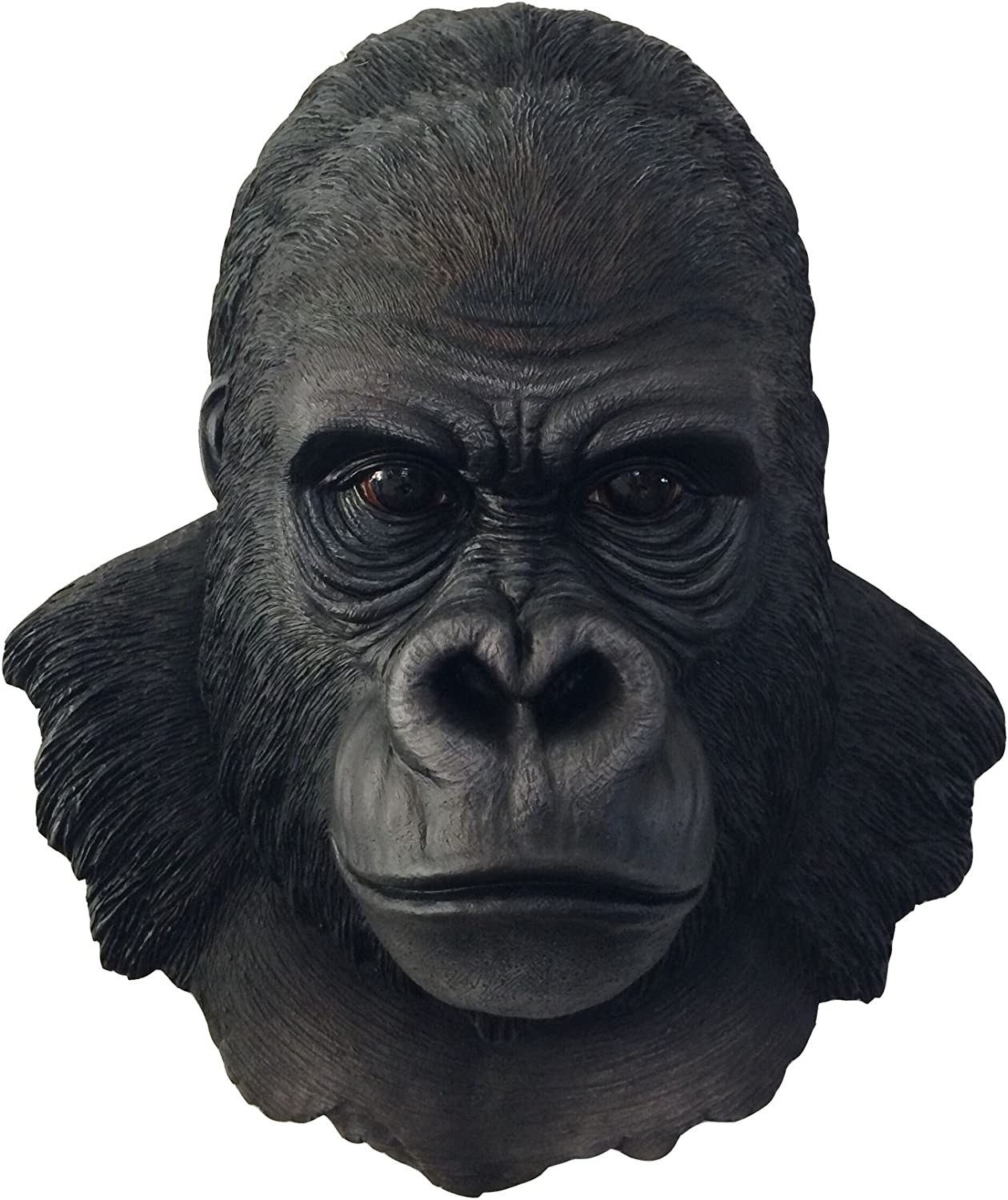 Deluxe Wildlife Fake Taxidermy Wall Mount Gorilla DWK By High material