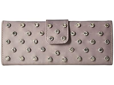 Adrianna Papell Salena (Grey/Silver) Clutch Handbags