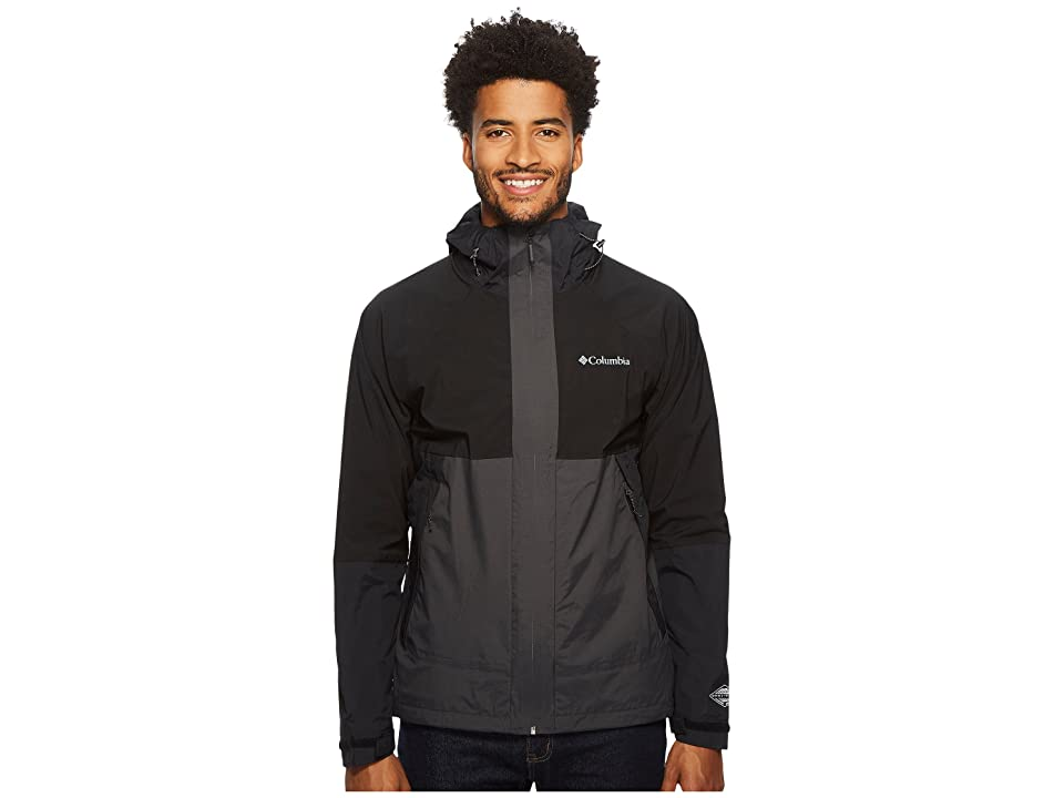 Columbia Evolution Valley Jacket (Black/Shark) Men