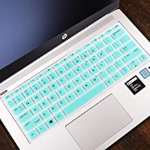 Lapogy Silicone Keyboard Cover for HP ProBook 430 G6,Mint
