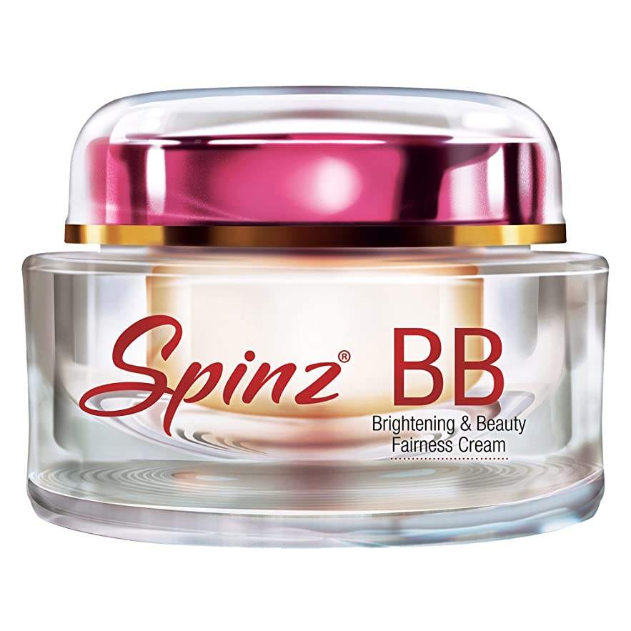 情緒的必須四Spinz BB Fairness Cream, 50gm