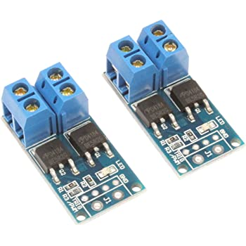 MOSFET Output Optocouplers FET Bilateral analog 10 pieces