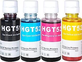 Aomya HP 32XL/31 GT51/52 Premium Ink Bottle Refill Kit for HP Smart-Tank Plus 450 455 457 551 555 651 655 570 Ink-Tank Pri...