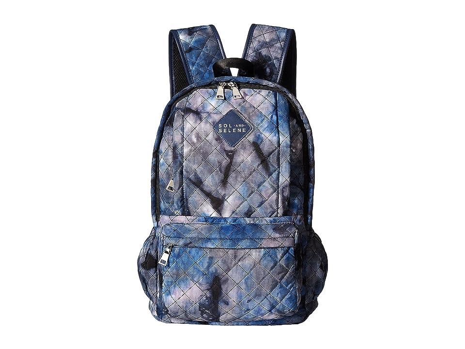 Sol and Selene Wanderlust (Navy Cloud) Backpack Bags