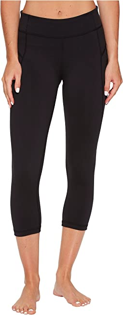 adidas - Performer Mid-Rise 3/4 Tights