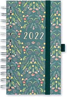 """(på engelska) Boxclever Press """"Pocket Life Book"""" kalender 2021 2022. Väskkalender 2021 2022 från mitten av ögat. 21-decem2..."""