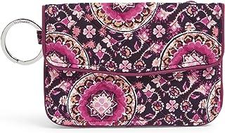Women's Signature Cotton Jen Zip Id Case Wallet
