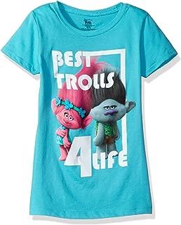 Girls' Big Girls' Best 4-Life Short Sleeve T-Shirt