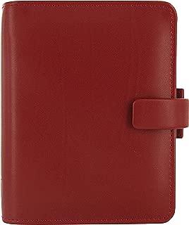Filofax 2020 Metropol Pocket Organizer, 4.75 x 3.25 inches, Red (C026962-20)