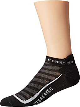 Icebreaker - Run + Ultra Light Micro 1-Pair Pack