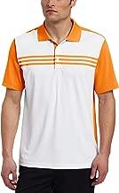 adidas Golf para Hombre Climacool 3-Stripes Color Block Polo para Hombre