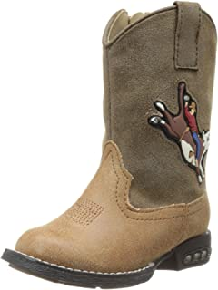 Roper Light Up Bullrider Western Boot (Toddler/Little Kid)