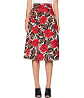 Kate Spade New York - Poppy Field Wrap Skirt